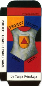 PROJECT LEADER CARD-GAME